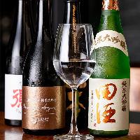 ボトルワインも厳選しております。より良いものを探求して…