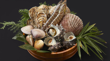 市場海鮮焼 海味の画像