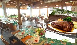 レストランは最大70名の貸し切りパーティーにも対応可能!