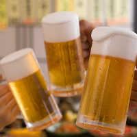 単品2時間飲み放題が今だけ1099円でご提供。
