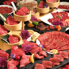 A5仙台牛 焼肉・フォアグラ寿司 食べ放題居酒屋 ぎん虎ごち虎の画像
