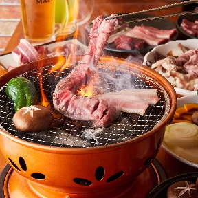炭火焼肉食べ放題 香満縁 西巣鴨店の画像1