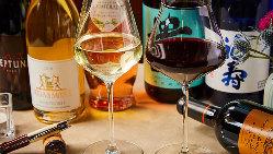 【ワインのこだわり】 世界各地のワインを現地で仕入れています