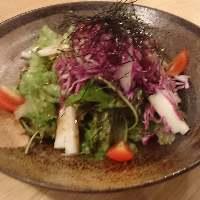 新鮮な旬の食材を使用した一品料理も多数ございます!