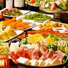 NAMASTE INDIAN DINING&BARの画像