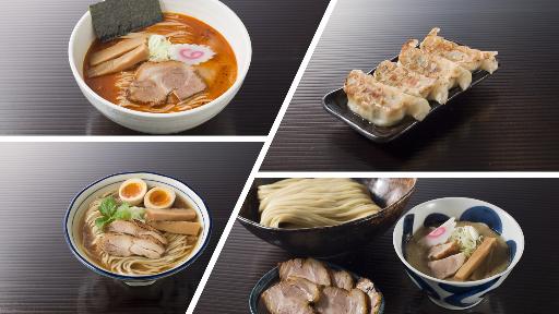 三ツ矢堂製麺 あきる野店の画像