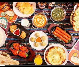 スワズ インド アジアン レストラン&バーの画像