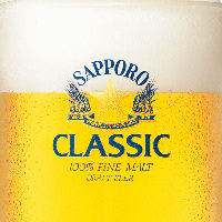 北海道に来たらやっぱり「サッポロクラシック生ビール」!