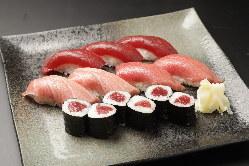 """海鮮丼 新鮮なネタが""""てんこ盛り"""""""