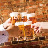 大人数の宴会にも、観光でも愉しんでいただけるビール園