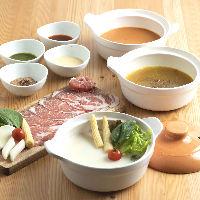 【専門店≪すもう茶屋≫】★10種類以上の鍋が1人前から注文OK!