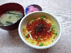 サバ塩焼定食 900円
