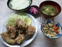 トンカツ定食 750円