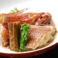 『北海コース8400円』 北海道料理の定番!脂と旨みのキンキ煮