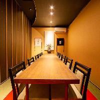 完全個室を増設。専用スピーカーやプロジェクターも利用可能。