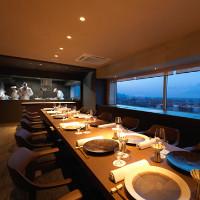 市内ホテルの和食店では初となる「シェフズテーブル」