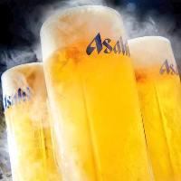 【飲み放題980円(税抜)】ビールはスーパードライ!