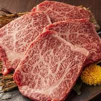 肉匠黒部一押しの北海道産厳選肉を心ゆくまで…