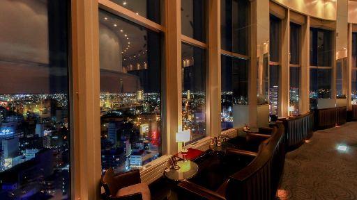 札幌プリンスホテル スカイラウンジ トップオブプリンス