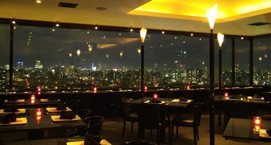 夜景レストラン ふしみグリエ