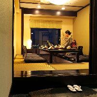 掘りごたつの個室 2~6名様用3部屋