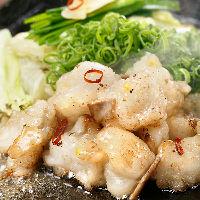 平澤に来たら食べるしかない!【大トロ】ホルモン焼き!