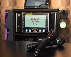 究極のライブサウンドを体感!LIVE DAM STADIUMを完備