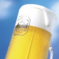 【アサヒスーパードライ】 大人気の生ビールです!