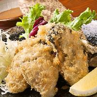 【拘りの牡蠣フライ】全てに拘った最高の牡蠣フライです!!