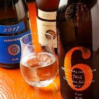 【希少酒】十四代・獺祭・田酒など、選りすぐりの品揃え。