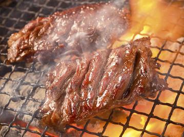 炭火焼肉 牛角 北野店