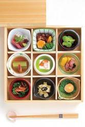 厳選された食材で、こだわりの日本料理を堪能