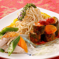 単品料理も冷菜から焼き物までご用意★