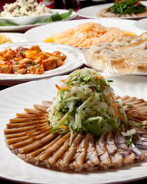 中国料理 満漢楼