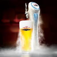 氷点下の生ビール 「エクストラコールド」取扱!