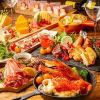 ◆W餃子◆ 焼き餃子・水餃子も食べ飲み放題⇒2時間3000円!