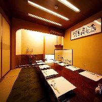 個室も5部屋、最大26名様までご利用いただけます。 ※要予約
