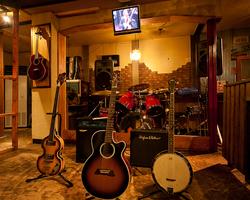 本格的なバンド設備も完備 イベントやパーティーなどに最適