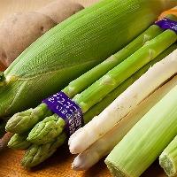 旬の野菜もおすすめです♪
