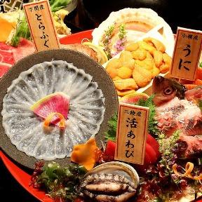 海鮮と串焼 珀や(ひゃくや) 札幌駅北口店