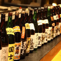 豊富な飲み放題。OPEN記念で500円!!