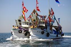 珠玉の道産海鮮を職人達が捌いて提供