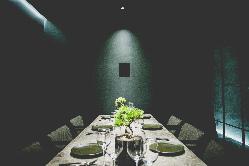 完全個室は特別な日や大切なお客様のおもてなしにも最適