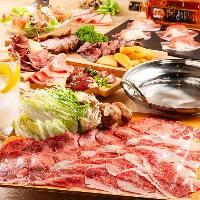 肉×肉の肉宴会