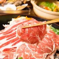 お肉の食べ放題もありますよ~!
