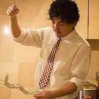 職人が料理で究極のおもてなしをいたします。