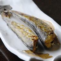 焼き魚のメニューも有ります♪