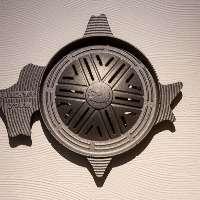 北海道の形をしたオリジナル鍋でジンギスカンを楽しむ★