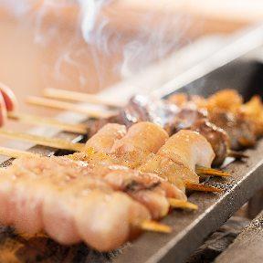 炭焼き鶏とワイン Ajito