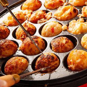 たこ焼き食べ放題×カラオケ Genkees‐ゲンキーズ‐